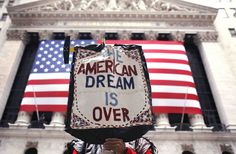 Less and less people believe in the american dream. People have become more sceptical about the american dream over the years, in the future will the concept of the american dream even exist?