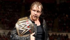 Dean Ambrose Reportedly Has Heat Over Comments He Made During The Stone Cold…
