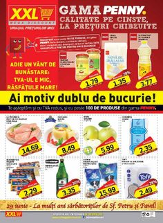 POC Oferte Supermarket online   XXL MEGADISCOUNT -Uriasul preturilor mici