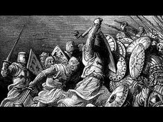 Battle of Jaffa, 1192: Richard and Saladin's Final Battle - YouTube
