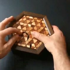 Diy Wood Projects, Wood Crafts, Cool Gadgets For Men, Puzzle Box, Cool Inventions, Cool Items, Diy Crafts For Kids, Woodworking Crafts, Cool Things To Buy