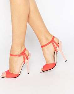 Image 1 of Little Mistress Tia Heeled Sandals