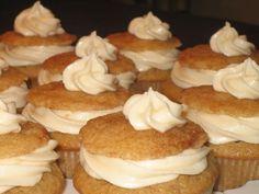 Vegan Deluxe Snickerdoodle Cupcakes