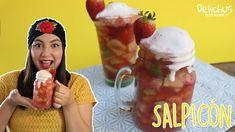 SALPICÓN COLOMBIANO | Salpicón de frutas Colombian Food, Colombian Recipes, Juices