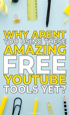 Amazing Online Marketing Tips From The Pros! Marketing Software, Marketing Tools, Marketing Digital, Online Marketing, Social Marketing, Affiliate Marketing, Internet Marketing, Media Marketing, Free Youtube