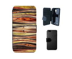Wood planks Samsung flip wallet faux leather phone case, for Galaxy S3, S3 mini, S4, S4 mini, S5, S5 mini, Note 3, Note 4 - F114