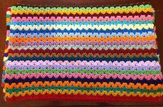 Learn A New Crochet Stitch: Cluster V Stitch