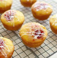 Receta para preparar muffins con harina de arroz