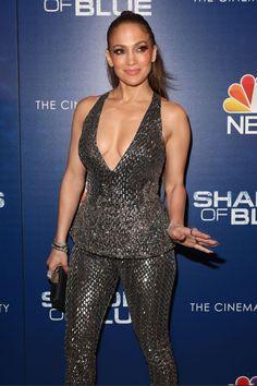 Jennifer Lopez #JenniferLopez at 'Shades of Blue' Screening at the Roxy Hotel in New York City 01/03/2017