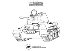unimog coloring pages | snow plow | Printable coloring pages, Coloring pages ...