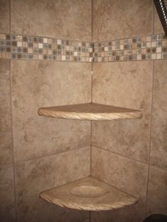 shower corner soap dish