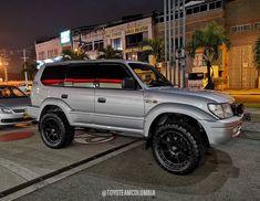 Toyota Land Cruiser Prado, Flatbed Truck Beds, Offroad, 4x4, Ford, Trucks, Vehicles, Instagram, Google