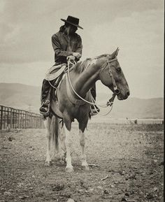 Cowboy Chris Douglas. Will Brewster photo
