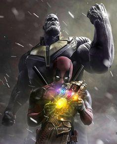 Deadpool & Thanos