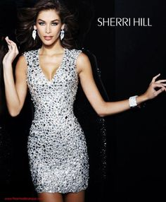 c2c1a019d0a Sherri Hill Dress 3751 at Peaches Boutique Sherri Hill Short Dresses