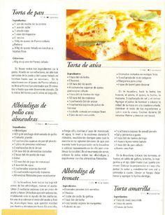 Revista Recetas de Licuadora =Tortas, Postres, Budines, etc= - Taringa!