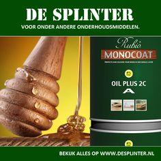 Onderhoudsmaterialen van De Splinter  www.desplinter.nl & www.houtenpanelen.nl