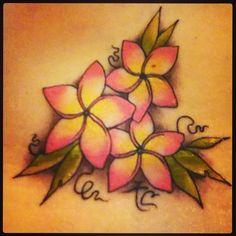Plumeria Tattoo