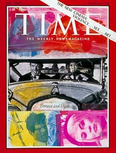 TIME Cover: Bonnie and Clyde