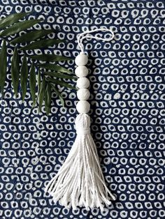 A personal favourite from my Etsy shop https://www.etsy.com/au/listing/507033370/large-tassel