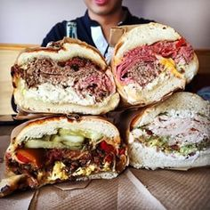 Any sandwich at Deli Board (1058 Folsom St.) | 35 Delicious Things To Eat In San Francisco That Aren't Burritos