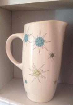 Franciscan Starburst Teapot | Mid-Century Mod | Pinterest | Teapot ...