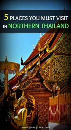 Here's how to get off the beaten track in Thailand: http://www.grumpycamel.com/5-places-you-must-visit-in-thailand
