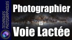 Photographier la Voie Lactée Mets, Dire, Light Pollution, Moon Sign Calendar, Photography, Board