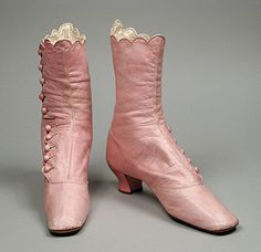 Boots, 1868 US