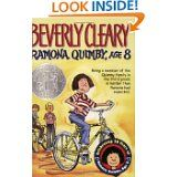 Beverly Cleary in all her sweet brilliance. My favorite chapter books. (Doesn't hurt that Cleary is a fellow CAL alum!)