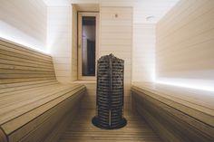 Tehtud saunad - Saunapoint - Sauna ehitus Decor, Heater, Home Decor, Curtains, Sauna, Blinds