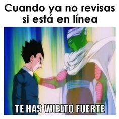 Read from the story ■Imágenes Piccohan■ 🔥Piccolo x Gohan🔥《COMPLETA》 by andersonlover (×Mrs. Great Memes, New Memes, Funny Memes, Hilarious, Fun Funny, Dragon Ball Gt, Tattoo Memes, Goku Manga, Crazy Quotes