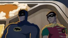 Adam West and Burt Ward to fight crime again in new animated Batman movie By Patrick Snipes Last year it was announced that Adam West Burt Ward and Julie Newmar would star in new animated Batman film. Now Entertainment Weekly is reporting that Adam West Burt Ward and Julie Newmar will all be returning in a new animated talerightly called Batman: Return of the Caped Crusaders. And nothing celebrates the upcoming release of a film more thanthe release of a trailer! In the funny and…