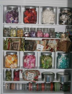 sorting flowers etc by color
