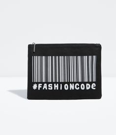 Image 1 of TEXT WALLET from Zara