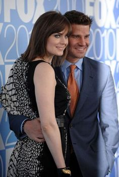 1000+ images about Emily Deschanel & David Boreanaz