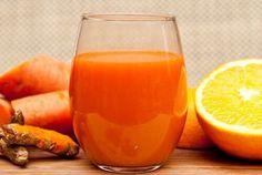 Nous allons vous présenter un jus antioxydant qui se compose d'un mélange de fruits, de légumes et d'épices, et qui permet de lutter contre les radicaux-libres.