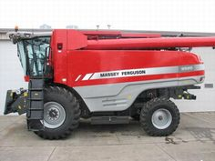 Kuhns Equipment - Massey Ferguson 9520