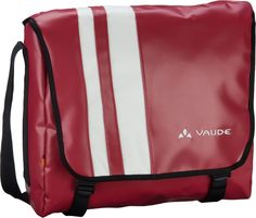 Vaude Bert M Red (innen: Grau) - Notebooktasche   Tablet