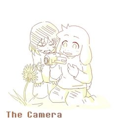"""New comic """"The camera"""" rather long, so is divided into parts: NEW: stiched up to 3 parts for easy sharing PART 1 PART 2 PART 3 Undertale Love, Undertale Fanart, Frisk, All Video Games, Super Smash Bros, Underworld, Chara, Pokemon, Old Things"""
