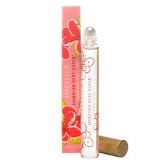 Hawaiian Ruby Guava Perfume Roll-on by Pacifica Perfume. I have had it for a long time and still love the scent. Like it in a roller ball instead of a spray Cheap Perfume, Best Perfume, Perfume Oils, Perfume Bottles, Pacifica Perfume, Pacifica Beauty, Gift Sets For Her, Hermes Perfume, Roll On Perfume