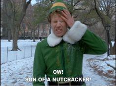 Elf. love this movie!