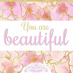 You are Beautiful The Way You Are, You Are Beautiful, Tapestry, Paris, Love, You're Beautiful, Hanging Tapestry, Amor, Tapestries
