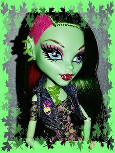 Monster High Venus McFlytrap Basic