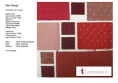 red fabric Thermal Blinds, Roman Blinds, Red Fabric, Terracotta, Red Weave, Terra Cotta, Roman Shades