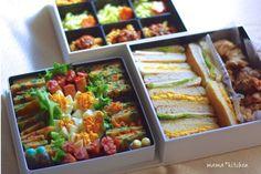 お弁当・おにぎり|mama*kitchen