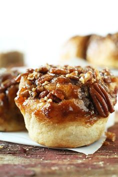 SIMPLE Vegan Sticky Buns! So delicious, sticky and simple. Just 9 ingredients total!