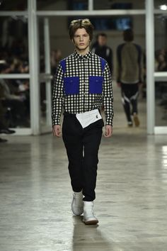 Tim Coppens Menswear Fall Winter 2017 Florence