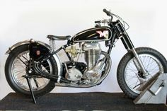 1957 Matchless G80RR 1 of 13 left in existence! Super rare model and this one is concours ready!