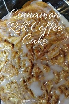 I am by far a cinnamon and coffee lover! I love all things cinnamon and coffee. Not even kidding, I even LOVE fireball liquor. (did I just admit that?) Anyways, seeing as I love cinnamon and coffee – I whipped up this AMAZING Cinnamon Roll Coffee Cake that pairs perfectly with a nice fresh cup …